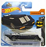 Hot Wheels FJY87 - Batmobile The Animated Series (Batman 3/5)