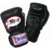 Twins – Guantes bgvl 3 YOUTH – Negro, 4 oz