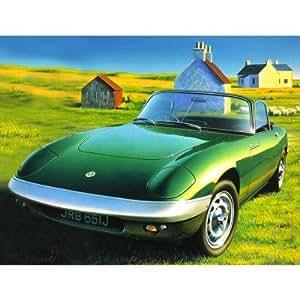Maquette voiture : Lotus Elan S3