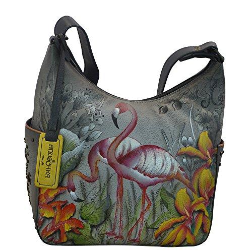 anuschka-bagage-cabine-flamboyant-flamingos-multicolore-433-ffg
