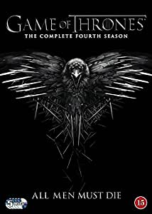 Game of Thrones Season 4 DVD: Amazon co uk: DVD & Blu-ray