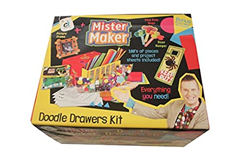 Mister Maker Doodle Drawers Bumper Craft Kit