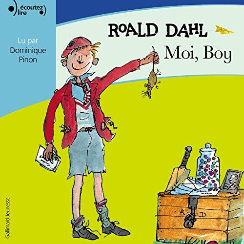 Moi, Boy par Roald Dahl