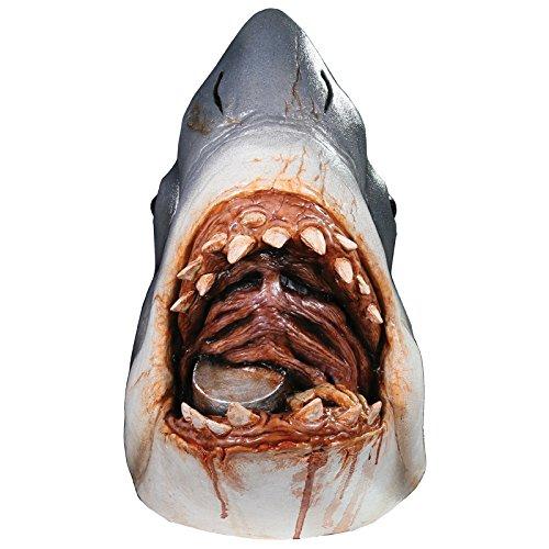 Unbekannt Générique mahal788–Maske Latex Erwachsene–Jaws–Einheitsgröße