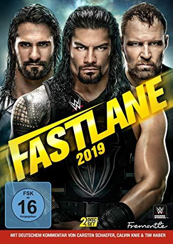 Wwe-Fastlane 2019 [2 DVDs] (Wwe Dvds Wrestling)