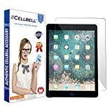 #10: CELLBELL Tempered Glass Screen Protector For Apple iPad Pro (9.7) and Compatible with iPad AIR