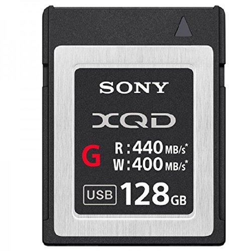 Sony XQD-G 128GB 128GB XQD Memoria Flash - Tarjeta