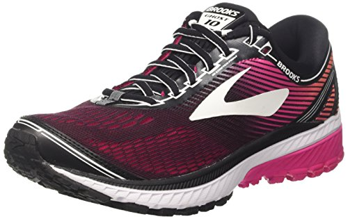 Brooks Ghost 10, Zapatillas de Running Para Mujer, Multicolor (Blackpi