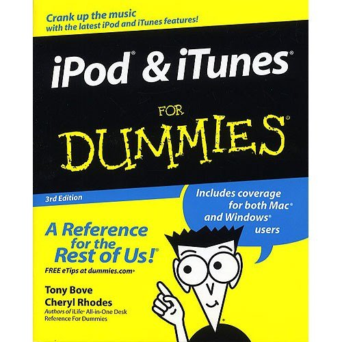 ipod-and-itunes-for-dummies-3rd-edition