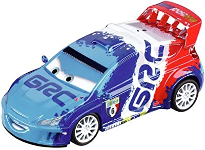 "Carrera 20061198 GO! Disney/Pixar Cars 2 - Coche diseño Raoul Çaroule""[Importado de Alemania] de Carrera"