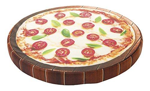 Croci Cuscino Italian Cuisine Pizza, 50x50x5 cm