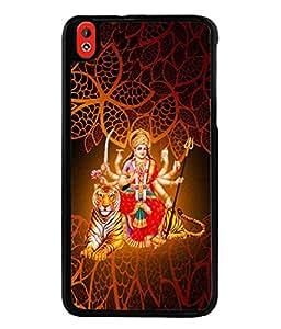 PrintVisa Designer Back Case Cover for HTC Desire 816 :: HTC Desire 816 Dual Sim :: HTC Desire 816G Dual Sim (Peace Illustration Natural Religion Culture Hindu Backcase)