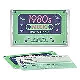 Ridley\'s Games QUZ006 Jeu de Musique Trivia années 80 Multi