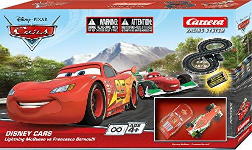 Preisvergleich Produktbild Carrera Batterie Disney Cars Klassischen CAR-63002