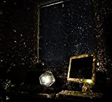 Xinji Projektionsnachtlicht, Sternenhimmel, LED-Projektionslampe, DIY weiß