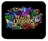 League Of Legends Logo Mouse Pad