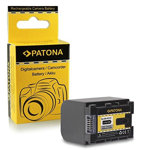 Bateria BN-VG121 para JVC Everio GZ-E10 | GZ-E15 | GZ-E100 | GZ-E105 | GZ-E200 | GZ-E205...