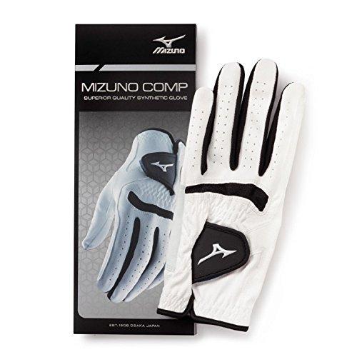 Mizuno MZMCGL15LHP Gant de Golf Homme, Blanc, Taille   M L 6370b0c7da2