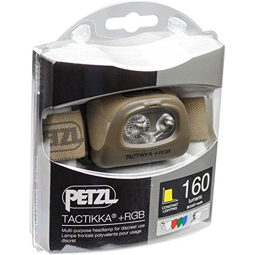 Petzl Stirnlampe Tactikka+ RGB - 6