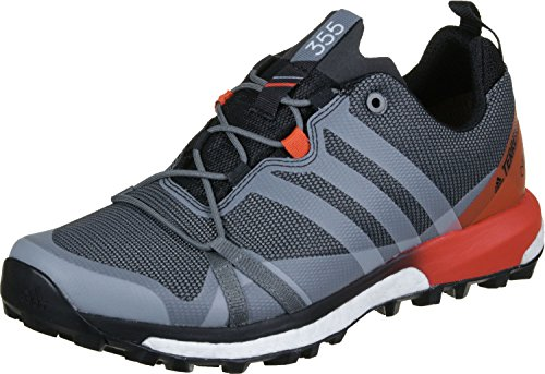adidas Terrex Agravic Gtx, Zapatos de Senderismo para Hombre, Gris (Gr