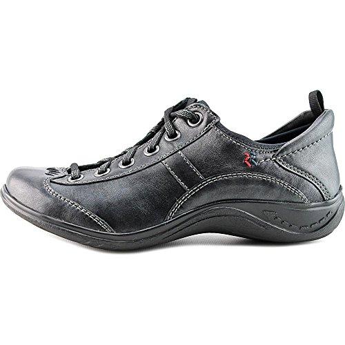 Romika Romotion 01 Cuir Baskets Black