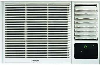 Hitachi 1 Ton 3 Star Window AC (RAW312KXDAI, White)