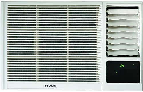 Hitachi 1.5 Ton 3 Star Window AC (RAW318KXDAI, White)