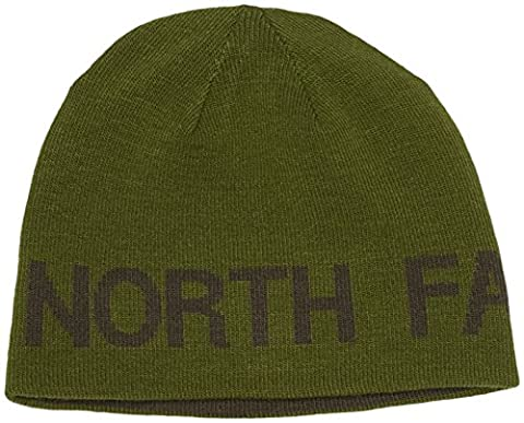 The North Face Reversible TNF Banner Beanie - Scallion Green, One Size