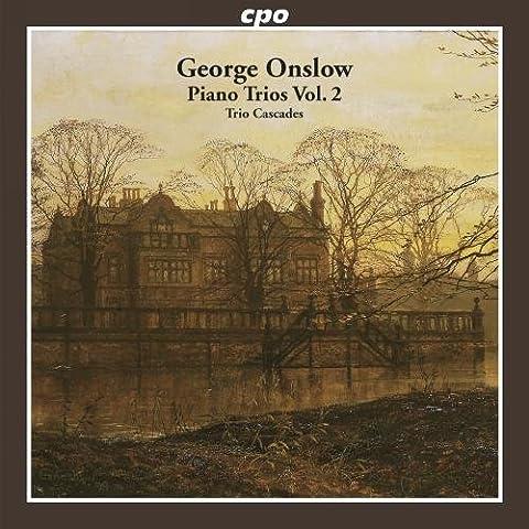 George Onslow: Piano Trios, Vol. 2