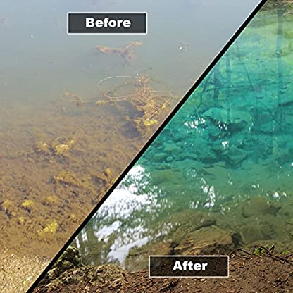 HYDRA Pond Sludge Remover SILT-LESS ALL-IN-ONE 5KG Prevents Blanket weed, Algae, Cloudy Water, Slime and Bad Odour 3