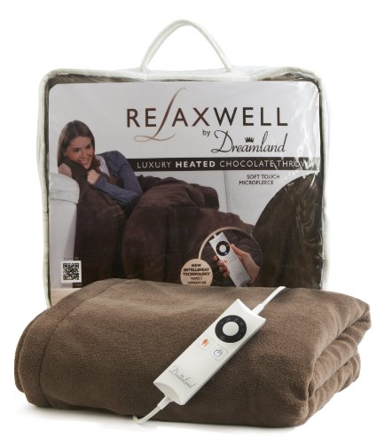 Luxury Heated Blanket with Intelliheat