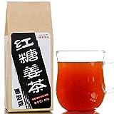 Promozione 200g (0.44lb) Porcellana Zucchero marrone Tè allo zenzero Tè istantaneo per la salute Salute delle donne Nutriente Lo stomaco Tisana biologica Tè nero Alimento verde