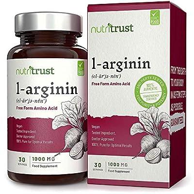 NutriTrust L Arginine