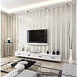 Einfache Modernen Sofa Im Hintergrund Tapeten Restaurant Flur Zimmer Vertikal Gestreiften Tapete 3D - Wohnzimmer - Tapete Beige Wallpaper