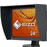 Eizo CG247X 61,1 cm (24,1 Zoll) Grafik Monitor (DVI-D, HDMI, DisplayPort, 1920 x 1200 Pixel) schwarz