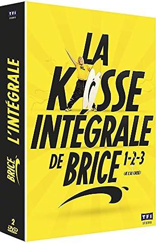 Brice De Nice Dvd - La Kasse intégrale de