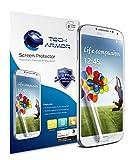 Tech Armor Displayschutz mit Entspiegelung für Samsung Galaxy S4 Samsung Galaxy S4 [Not ACTIVE] - Anti-Fingerabdruck - 3 Stück