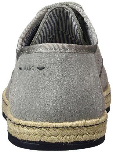 Marc Shoes Newport, Derby homme Gris