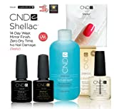 CND - Shellac Treatments Kit Shelllack