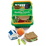 Learning Resources Pretend and Play Healthy Lunch Set