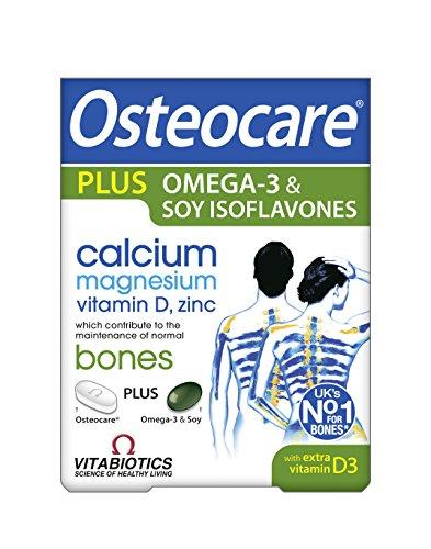 Vitabiotics Osteocare Plus 28 Caps / 56 Tabs, 90 g -