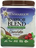 Sunwarrior 500 g Chocolate Warrior Blend Protein