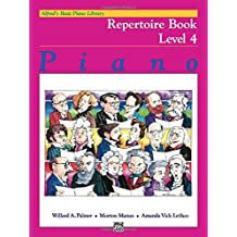 Alfred's Basic Piano Repertoire Book Level 4