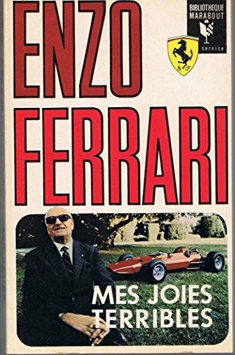Descargar Libro Mes joies terribles. de Enzo Ferrari