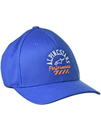 Amazon.it  ALPINESTARS - Blu   Cappellini da baseball   Cappelli e ... 89f7e280732a