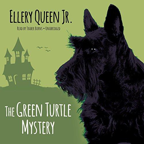 The Green Turtle Mystery  Audiolibri