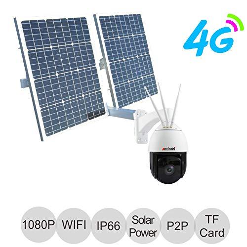 """Parámetros de la cámara:Sensor de imagen: 1 / 2.8 """"SONY Starlight IMX307 CMOS sensorPíxeles efectivos: 2.0 megapíxeles.Iluminación mínima: color: 0.0001Lux@F1.6, blanco y negro: 0.0001Lux@F1.6,Lente: 20X óptico, f = 4.7mm ~ 94mmModo de conversión día..."""