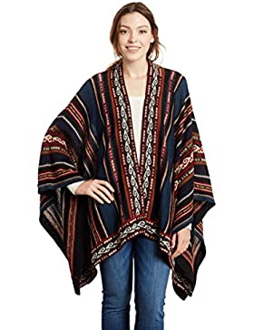 Invisible World - Poncho - para mujer