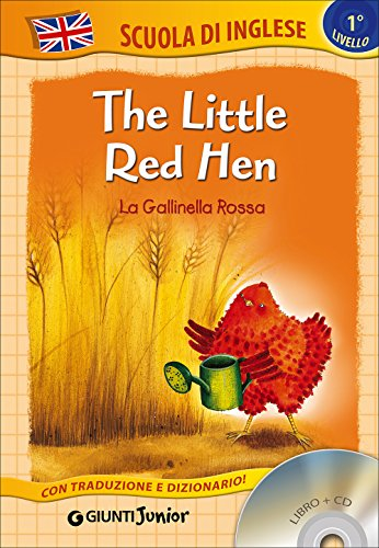 Zoom IMG-2 the little red hen la