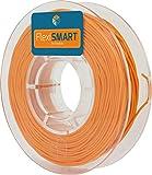 250 g. Orange FlexiSMART Flexibel Filament TPU für 3D-Drucker 1.75 mm - Flexible Filament for 3D Printing - TPE Filament, TPU Filament, Elastic Filament